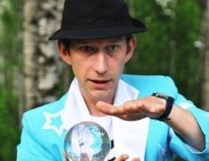 фокусник жонглер на детский праздник СПб
