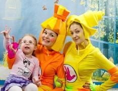 фиксики аниматоры СПб на детский праздник
