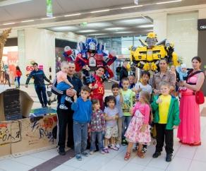 маквин аниматор на детский праздник СПб
