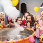 сахарная вата на детский день рождения СПб