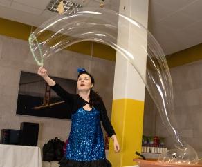 мыльные пузыри на корпоратив СПб