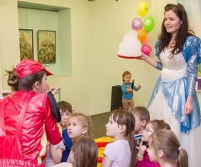 заказать принцессу на праздник СПб
